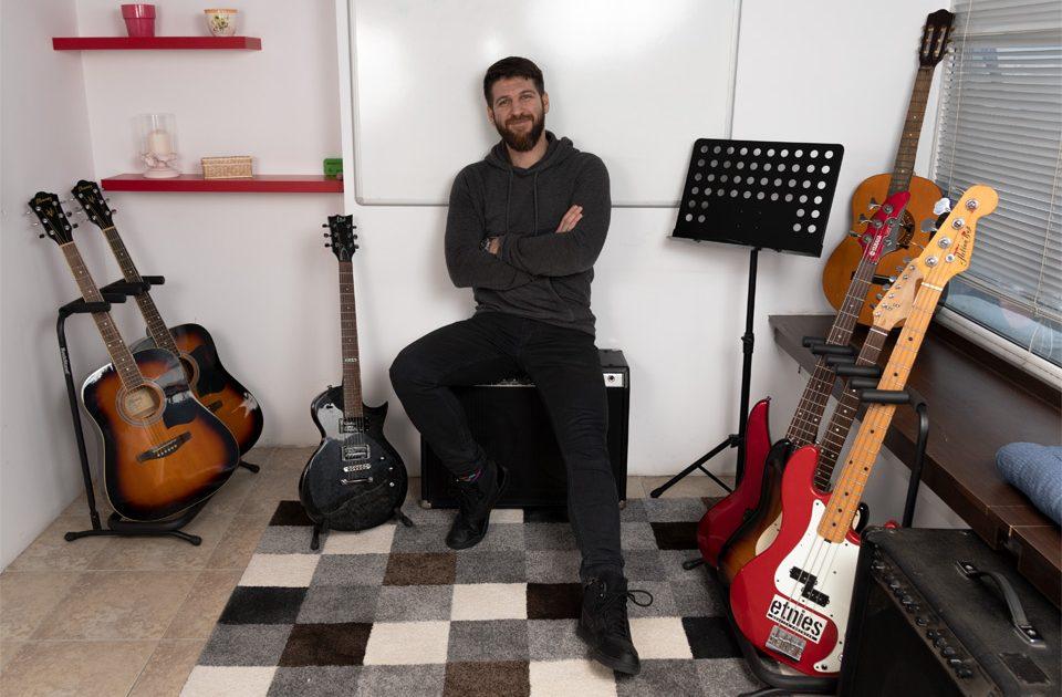 Александър Каланов-съсобственик на SoundCircle