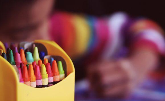 Уроци по рисуване за деца от 4 до 7г.